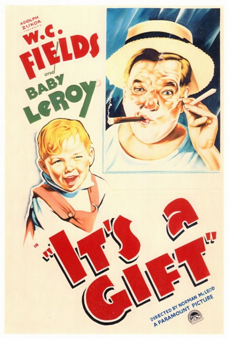 It's a Gift Movie Poster Print (27 x 40) - Item # MOVIF5173