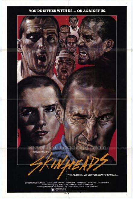Skinheads Movie Poster Print (27 x 40) - Item # MOVIH4630