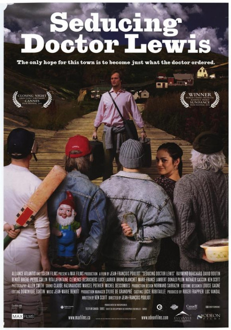 Seducing Doctor Lewis Movie Poster Print (27 x 40) - Item # MOVGH6728