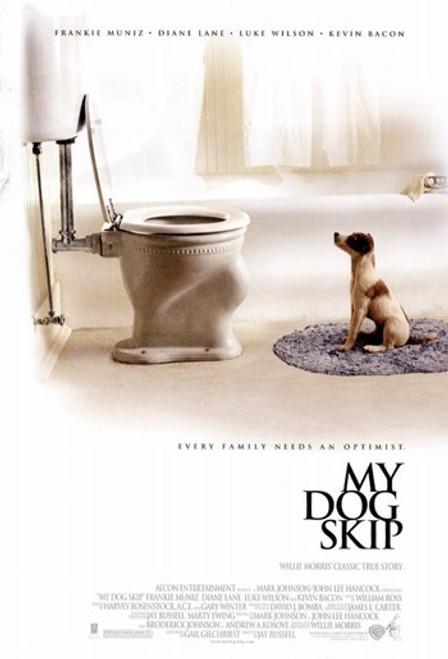 My Dog Skip Movie Poster (11 x 17) - Item # MOV204387