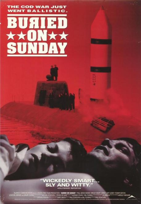 Buried on Sunday Movie Poster Print (27 x 40) - Item # MOVAH5760