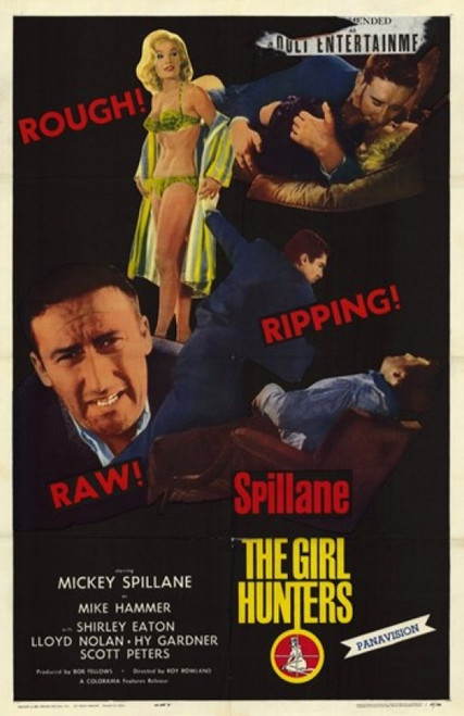 The Girl Hunters Movie Poster (11 x 17) - Item # MOV209658