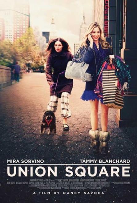 Union Square Movie Poster (11 x 17) - Item # MOVIB18205