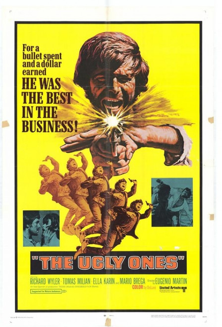 Ugly Ones Movie Poster Print (27 x 40) - Item # MOVGH2278