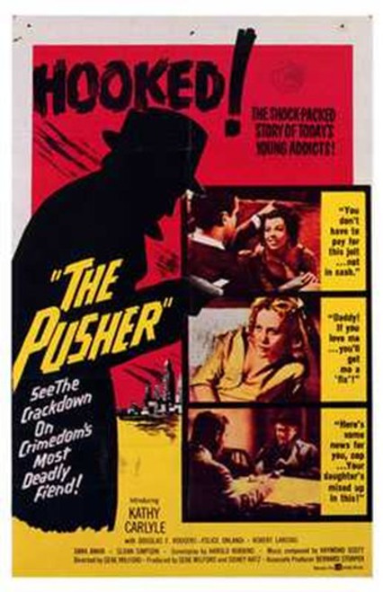 The Pusher Movie Poster (11 x 17) - Item # MOV197302