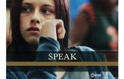 Speak Movie Poster (17 x 11) - Item # MOV372379