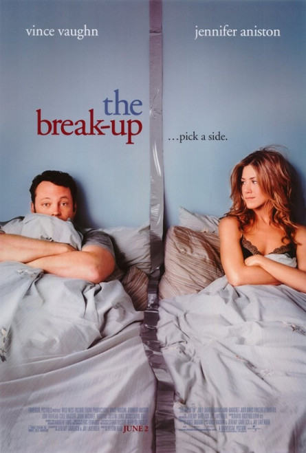 The Break-Up Movie Poster Print (27 x 40) - Item # MOVIH2234