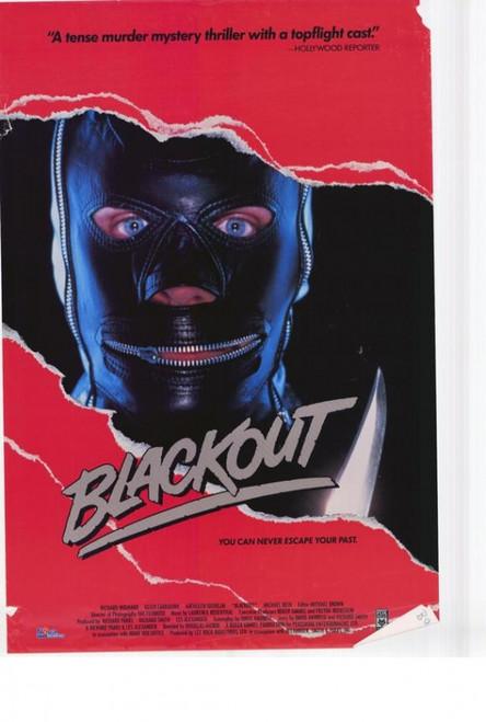 Blackout Movie Poster Print (27 x 40) - Item # MOVCH1654