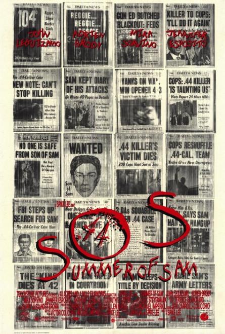 Summer of Sam Movie Poster Print (27 x 40) - Item # MOVGH0294