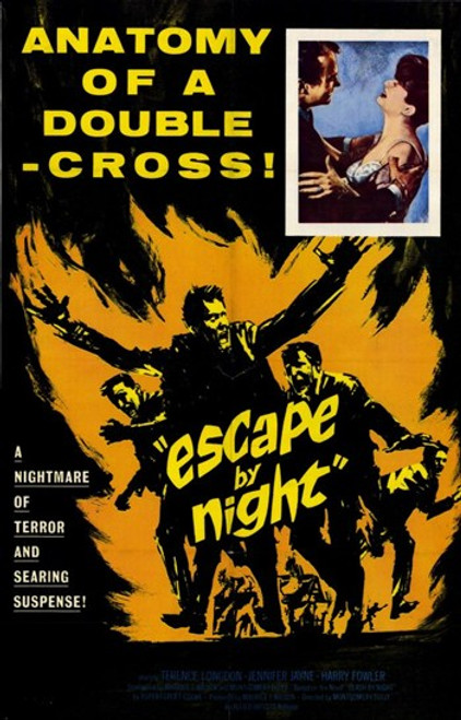 Escape By Night Movie Poster (11 x 17) - Item # MOV254509