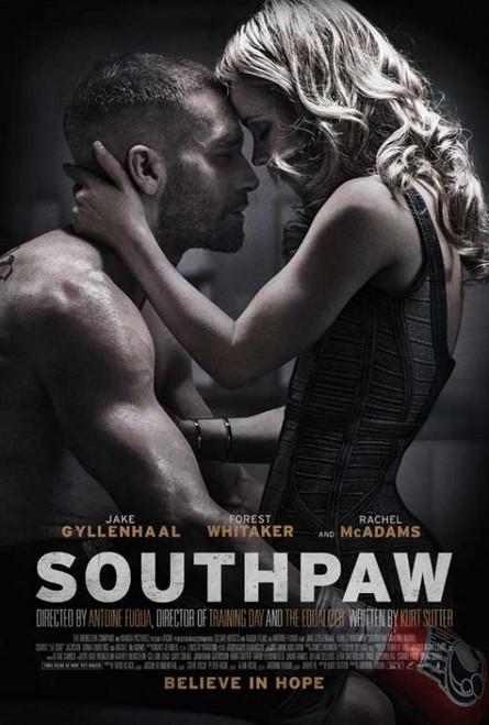 Southpaw Movie Poster Print (27 x 40) - Item # MOVIB78445