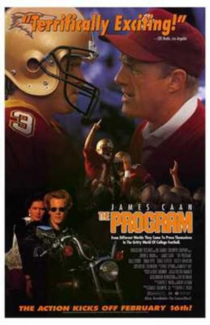The Program Movie Poster (11 x 17) - Item # MOV210708