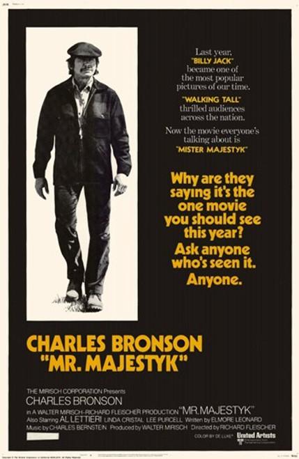 Mr. Majestyk Movie Poster (11 x 17) - Item # MOV213007