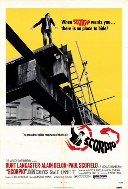 Scorpio Movie Poster Print (27 x 40) - Item # MOVGH9288