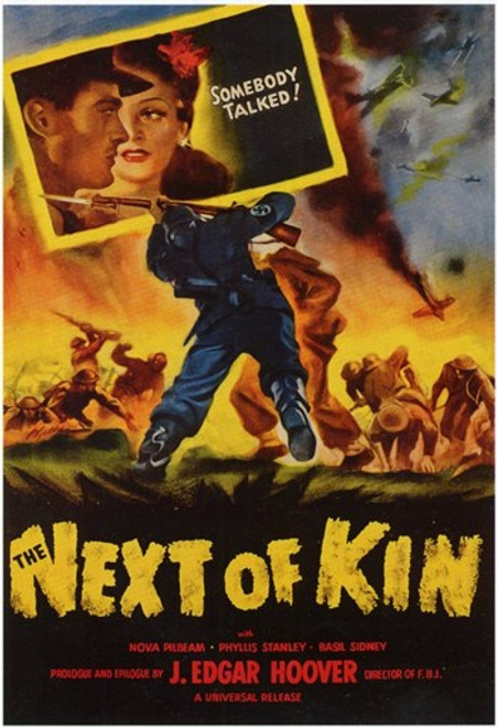 Next of Kin Movie Poster (11 x 17) - Item # MOV198755
