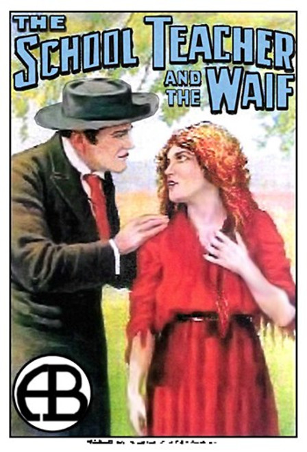 The School Teacher and the Waif Movie Poster (11 x 17) - Item # MOV417298