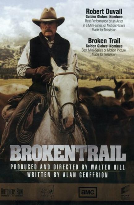 Broken Trail Movie Poster (11 x 17) - Item # MOV397394