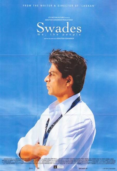 Swades Movie Poster (11 x 17) - Item # MOV258300