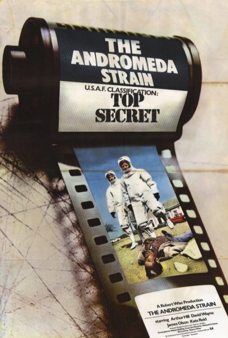 The Andromeda Strain Movie Poster Print (27 x 40) - Item # MOVIF7407