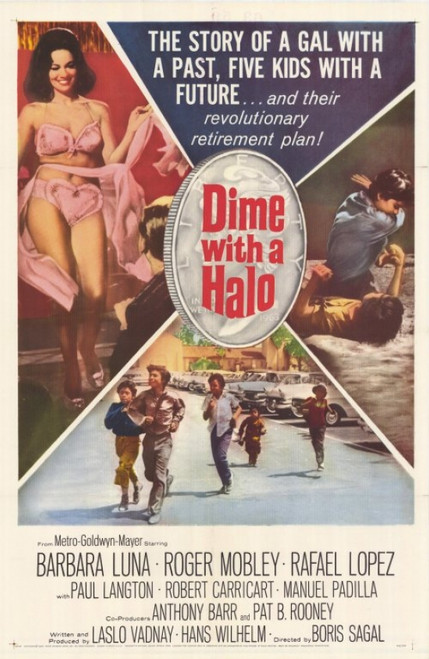 Dime with a Halo Movie Poster Print (27 x 40) - Item # MOVCH3225