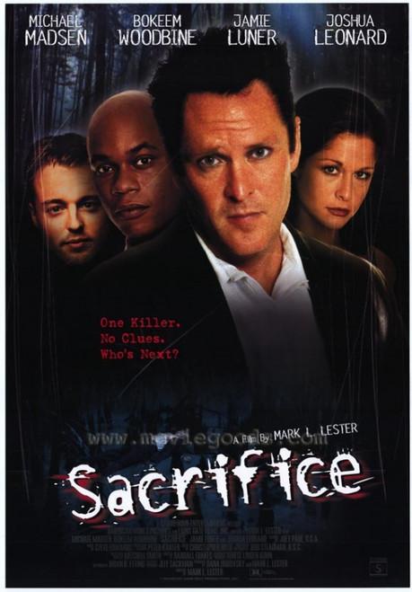 Sacrifice Movie Poster Print (27 x 40) - Item # MOVIF7377