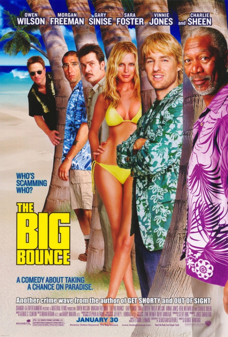 The Big Bounce Movie Poster Print (27 x 40) - Item # MOVCH0673