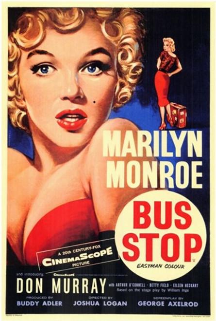 Bus Stop Movie Poster (11 x 17) - Item # MOV143913