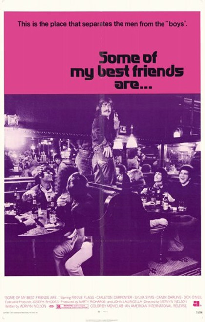 Some of My Best Friends Are Movie Poster (11 x 17) - Item # MOV249465