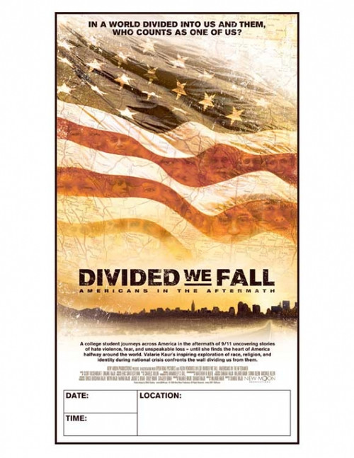 Divided We Fall Americans in the Aftermath Movie Poster (11 x 17) - Item # MOVCJ9097