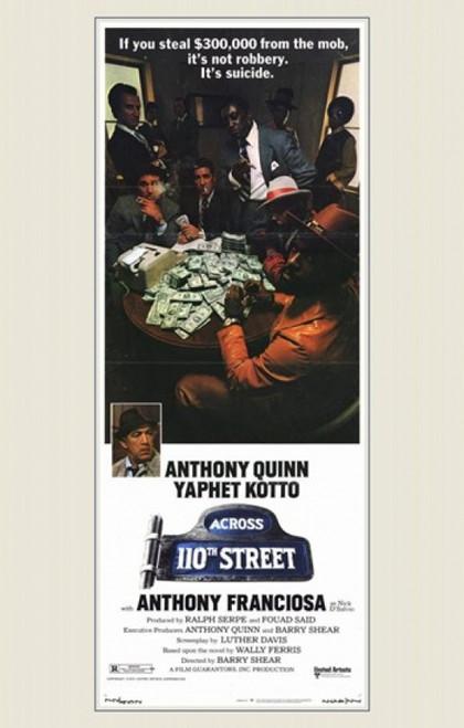 Across 110Th Street Movie Poster (11 x 17) - Item # MOV208841