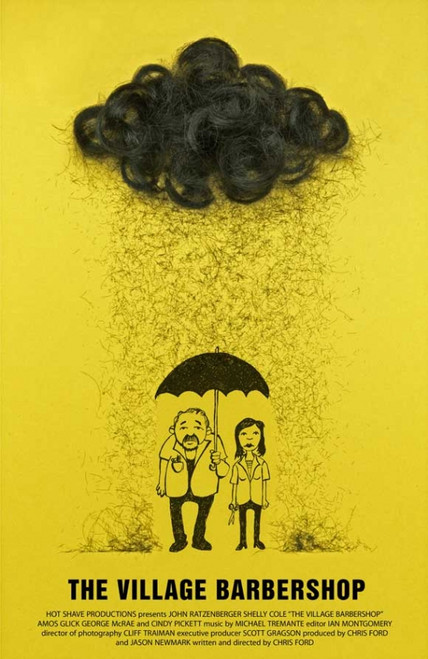 The Village Barbershop Movie Poster Print (27 x 40) - Item # MOVGB56510