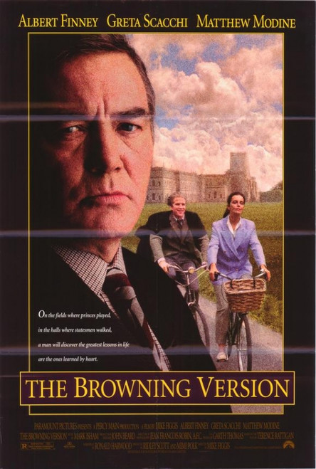 The Browning Version Movie Poster (11 x 17) - Item # MOVCH9358