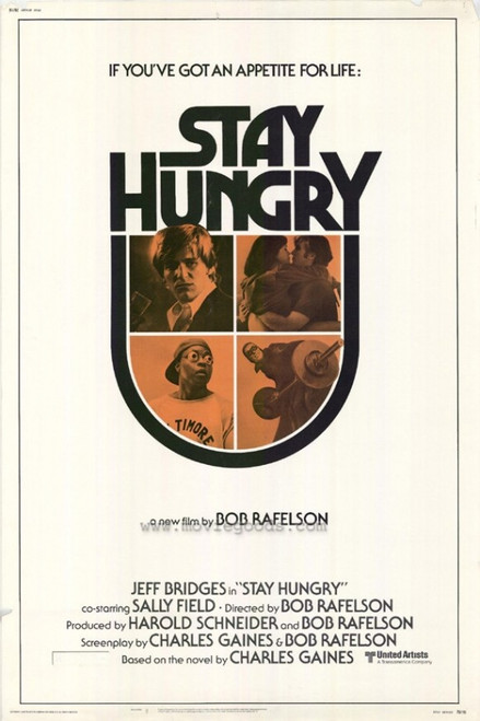 Stay Hungry Movie Poster Print (27 x 40) - Item # MOVAH2346