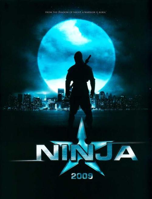 Ninja Movie Poster Print (27 x 40) - Item # MOVAB91570