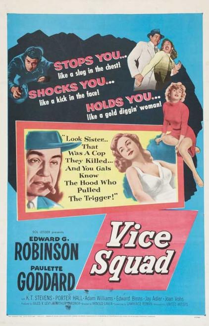 Vice Squad Movie Poster Print (27 x 40) - Item # MOVAB34073