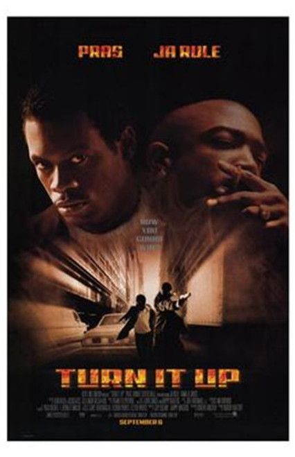 Turn it Up Movie Poster (11 x 17) - Item # MOV233796