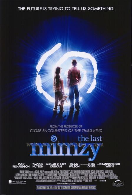 The Last Mimzy Movie Poster (11 x 17) - Item # MOVCH5991