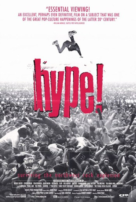 hype Movie Poster (11 x 17) - Item # MOV233463