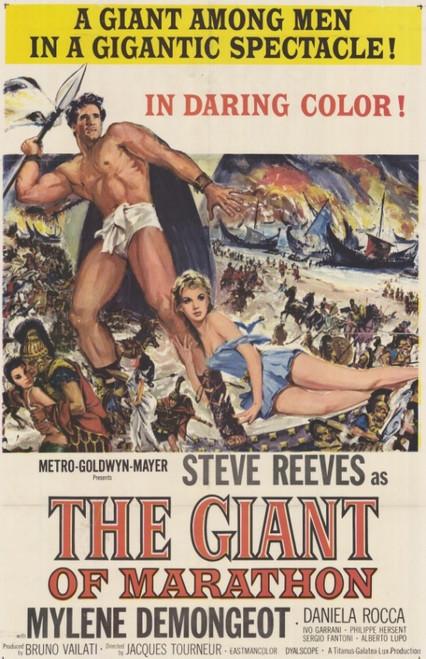 The Giant of Marathon Movie Poster (11 x 17) - Item # MOVIF8071