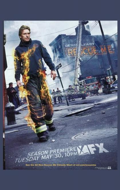 Rescue Me (TV) Movie Poster (11 x 17) - Item # MOV370266