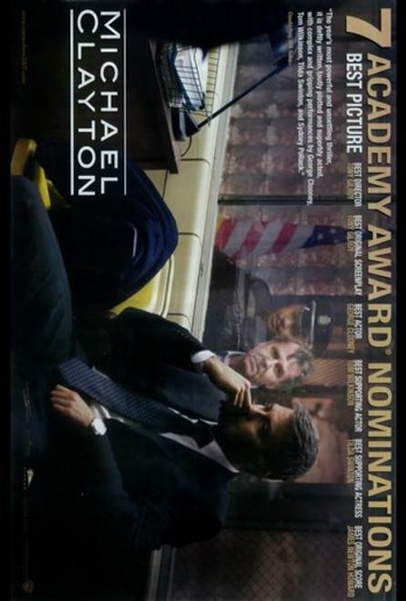 Michael Clayton Movie Poster (11 x 17) - Item # MOV406933