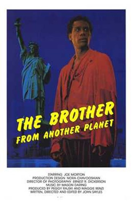 Brother from Another Planet Movie Poster (11 x 17) - Item # MOV195508