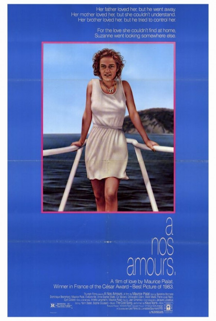 A Nos Amours Movie Poster Print (27 x 40) - Item # MOVIF3437