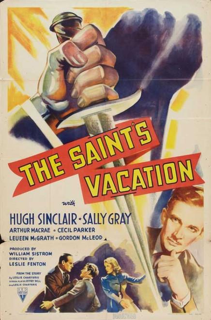 The Saints Vacation Movie Poster (11 x 17) - Item # MOVIB02711