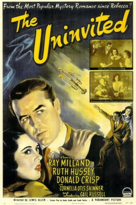 The Uninvited Movie Poster Print (27 x 40) - Item # MOVGF7188