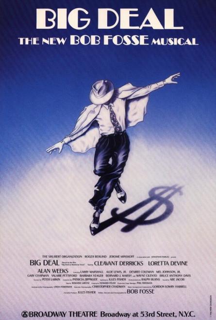 Big Deal (Broadway) Movie Poster Print (27 x 40) - Item # MOVAH6720