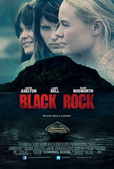 Black Rock Movie Poster (11 x 17) - Item # MOVGB98905