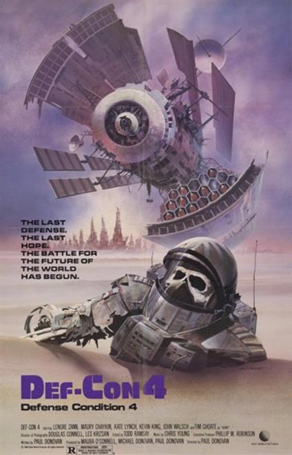 Def-Con 4 Movie Poster (11 x 17) - Item # MOV213075