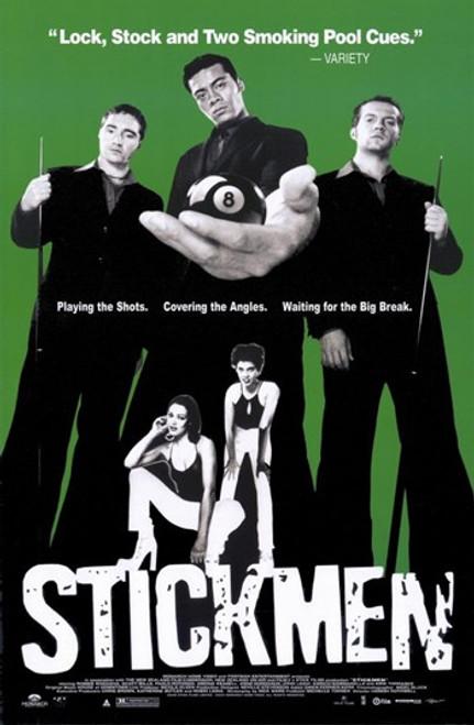 Stickmen Movie Poster (11 x 17) - Item # MOV273902