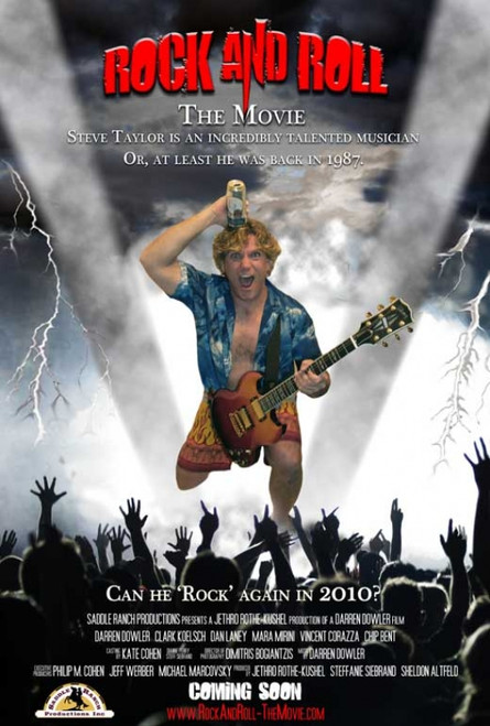 Rock and Roll: The Movie Movie Poster Print (27 x 40) - Item # MOVAB72004